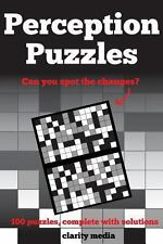 Perception Puzzles by Clarity Media (2013, Paperback)