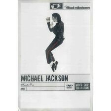 DVD MICHAEL JACKSON - NUMBER ONES 886972780399
