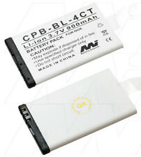 BL-4CT 900mAh battery for Nokia 2720 5310 5630 6600 6700 7210 7230 7310 X3