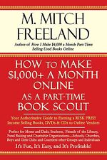 How to Make $1,000+ a Month Online as a Part-Time Book Scout