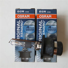 2 x OSRAM XENARC D2R 66250 HID XENON BULB *Royal Mail Same day Delivery
