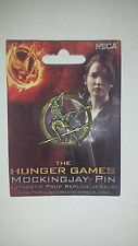 Hunger Games Katniss Everdeen Mockingjay Pin Cosplay Prop Brooch Badge