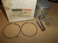 YAMAHA YZ80 PISTON KIT 2ND OVER YZ 80  3R1-11630-22-00