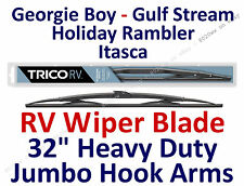 "Wiper Blade Gulf Stream, Holiday Rambler, Itasca RV Jumbo Hook HD 32"" - 67324"