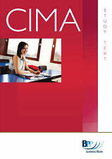 CIMA - P3: Management Accounting: Risk and Control: Study Text, BPP Learning Med