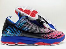 NIKE JORDAN CP3.VI AE BLACK/WHITE-GAME ROYAL-RED SIZE MEN'S 15 [580580-055]