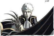 Anime Cel Vampire Hunter D Production Cel #1252