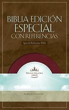 RVR 1960 Special Reference Bible (1994, Bonded Leather)
