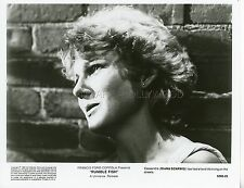 DIANA SCARWID RUMBLE FISH COPPOLA 1983 VINTAGE PHOTO ORIGINAL #7