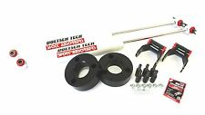 "F150 LIFT KIT 3"" FRT 1.75"" REAR SHACKLES STRUT SPACERS DOETSCH TECH SHOCKS 4WD"