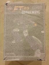 Fanstoys Fans Toys Quakewave Quake Wave Masterpiece Transformers Shockwave FT-03