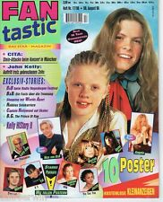 FAN tastic 17/1996 / KELLY FAMILY,MR.PRESIDENT,BOYZONE, MARIAH CAREY