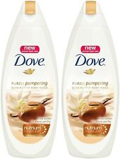 Dove Purely Pampering Shea Butter Body Wash - Lot of 2 [22 oz]
