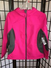 Free Tech Small 4-6 Magenta Quartz Active Softshell Performance Outerwear NWT