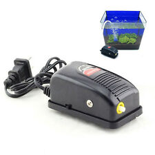 Mini 3W Super Leise Verstellbar Aquarium Sauerstoff Luftpumpe Eleganter