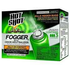 Hot Shot Indoor Insect Fogger 3 ea