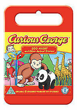 Curious George - (Volume 1) - Zoo Night And Other Animal Stories