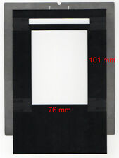 Film holder for Imacon Flextight scanners, 76 x 101mm for FP-100C, Polaroid 665.