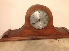 GTC Vintage 8 Day Waterbury Mantel Clock 5x23x10 Ing Tall