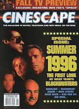 Cinescape Magazine September 1995 First Look At Next Year's Blockbusters