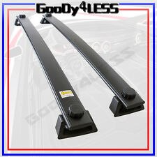 06-10 Jeep Commander Roof Rack Cross Bars Bolt-On OEM Factory Style OE