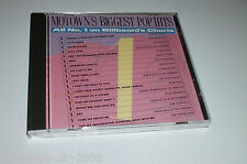 MOTOWN'S BIGGEST POP HITS CD MIT DIANA ROSS THE JACKSONS EDWIN STARR COMMODORES