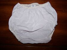 VTG 1980s NEW UNUSED GERBER Vinyl Plastic Pants XL Comfy Diaper Cover Trainer
