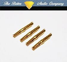 Cardas PCCEG Gold Cartridge Tags Cartridge Clips X4 for Rega Linn SME