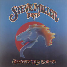 """12"""" LP - Steve Miller Band - Greatest Hits 1974-78 - k2557 - washed & cleaned"""