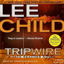 Jack Reacher: Tripwire 3 by Lee Child (2013, CD, Unabridged)