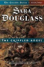 The Crippled Angel 3 by Sara Douglass * Hardcover w Dust Jacket 1st Ed