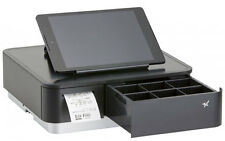 Star Micronics MPOP Terminal Printer Cash Drawer Tablet Stand Black for Ipad NEW