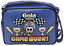 GOLA REDFORD TADO FASHION MESSENGER BAG STYLE GAME OVER - NAVY MULTI