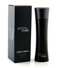 Armani Code By Giorgio Armani Men 4.2 OZ 125 ML Eau De Toilette Spray Nib Sealed