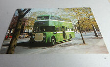 Stalybridge Hyde and Mossley 1955 Atkinson Double decker  .A001.