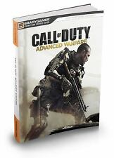 Call of Duty: Advanced Warfare Signature Series Strategy Guide Xbox 360 One PS4