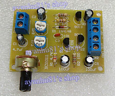 OTL Discrete Components Power Amplifier Board DIY Learning Kits DC 3V-6V Module