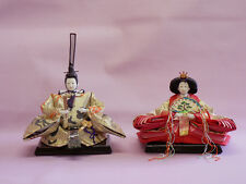 Japanese HINA Doll Set DAIRI & HINA Emperor & Empress NO.1
