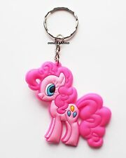 My Little Pony Pinkie Pie Keyring Bagcharm Keychain Zip puller Rubber PVC