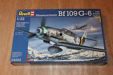 Revell 04665 Messerschmitt Bf 109G-6 1:32 NEU OVP