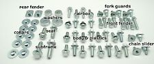 78PC SPECBOLT YZF PLASTICS BODY WORK BOLT SET YAMAHA WR250F WR250X WR250 WR450F