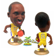 NBA Los Angeles Lakers Kobe Bryant #24 Figure Kid Child Youth Gift Toy 6.5cm NEW