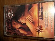 THE PRINCE OF TIDES ORIGINAL MOTION PICTURE SOUNDTRACK TAPE CASSETTE  (WW4)