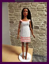 "Tonner Tyler 16"" doll clothes: dress / ropa para Tonner Tyler 16"" : vestido"