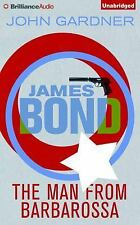 James Bond: The Man from Barbarossa 11 by John E. Gardner (2016, CD, Unabridged)