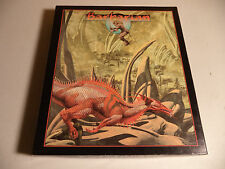 Rare BARBARIAN Commodore Amiga Game by Psygnosis with Poster!!