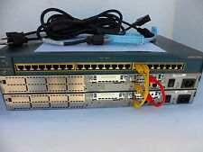 Cisco CCENT CCNA Home Practice Lab Kit 2x2610 2950-24 CCNA1 ICND1&2