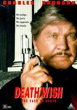 Death Wish 5: The Face of Death (2003, DVD New) CLR/Keeper