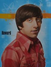SIMON HELBERG - A4 Poster (21 x 28 cm) - Howard The Big Bang Theorie Clippings