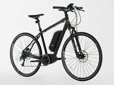 GREENWAY Electric Cross.City bike 700C,Samsung cell Li-ion battery,BAFANG Drive.